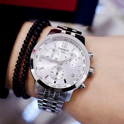 Casual Wear Tissot Mens Chronograph Watch, Rs 15000 /piece Krishna Times    ID: 21207675297