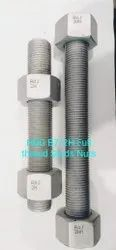 ASTM A194 Gr.2H HDG Heavy Head Nuts