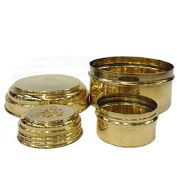 Brass Tiffin Box