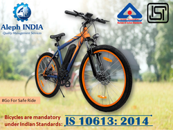 ISI Mark Certification for Bicycles