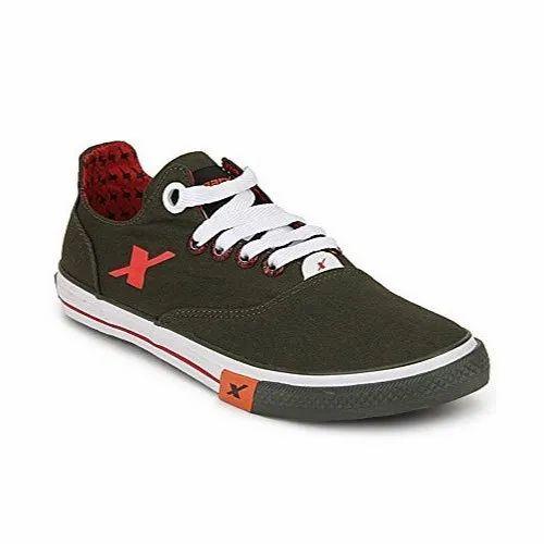 canvas shoes sparx