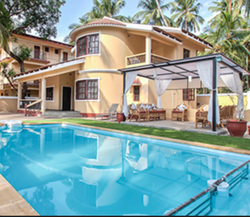 4 BHK Villa Booking Service