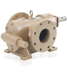 Viscous Oil Gear Pump