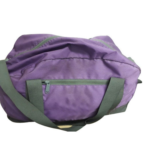 Polyester Duffle Travel Bag d9f02cb963215