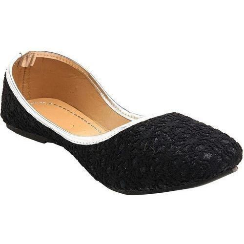 4da940b4cf9d Black Formal And Casual Trendy Belly Shoe