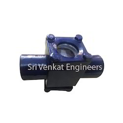 Right Angle Flow Indicator