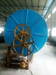 Leather Factory Dry Drum