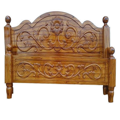 Wooden Double Cot Designs Interior Design Decorating Ideas