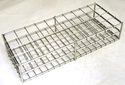 Shiv Krupa Stainless Steel Test Tube Rack