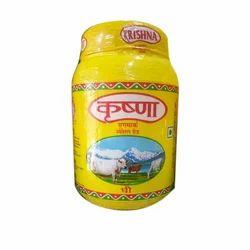 Krishna Pure Desi Ghee, Packaging Type: Plastic Jar