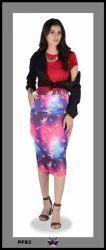 Women Midi Skirt