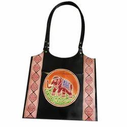 Jaysree Printed ladies designer handbag