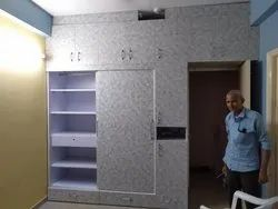 Customixed Wooden Cabinets & Wardrobes, For Home