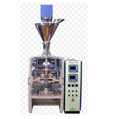 Collar Type Packing Machine - Collar Type with Auger Filler