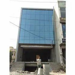 Aluminium Structural Glazing, for Building Exterior