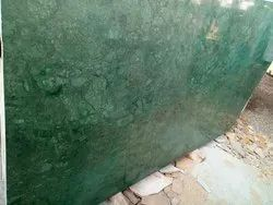 Polished Finish Green Marble, Thickness: 15 mm