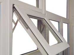 Powder Coated Horizontal Aluminium Awning Windows