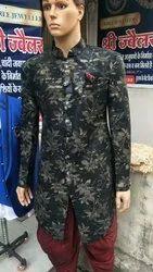 Floral Pathani Suit