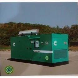 Silent or Soundproof Oil Cooling Used Cummins Diesel Generator For Commercial, 220-240 V