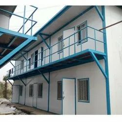 Double Story Prefabricated Structures