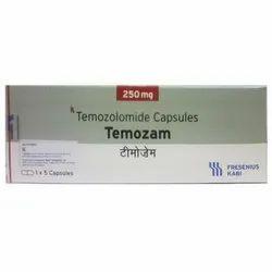 TEMOZAM  250 CAPSULES