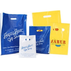 Printed LDPE Poly Bags