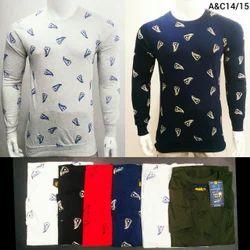 Men's Aop Full Sleeve T-Shirt