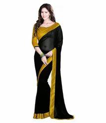Plain Ladies Saree