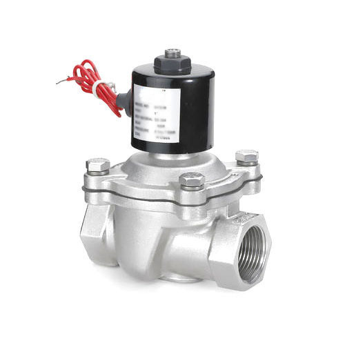 Flow Zeal Direct Acting Steam Solenoid Valve