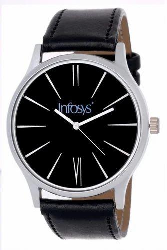 Analog Round Wrist Watches