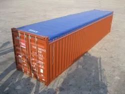 40 Ft Second Hand Open Top Container