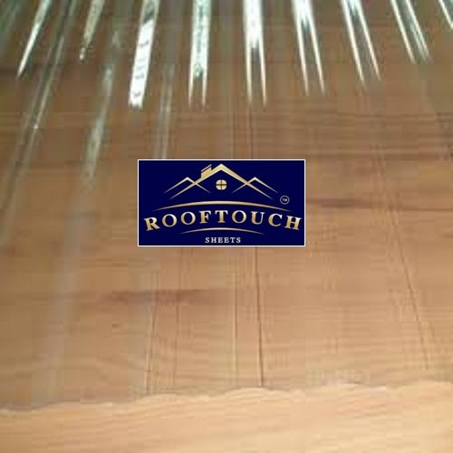 Roof Touch Transparent Fiberglass Roofing Sheets