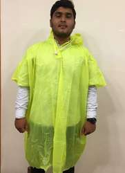 Florescent Poncho Raincoats
