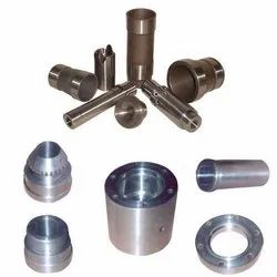 3D Usher Stainless Steel Precision Machined Component