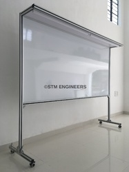Display Board with Light Arrangement