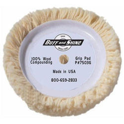 Buff & Shine Wool Pad