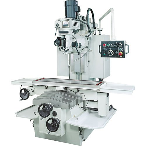 B 410 VS Bed Type Milling Machine