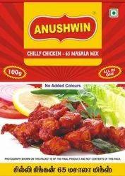 Anushwin Chicken65 Masala Salem