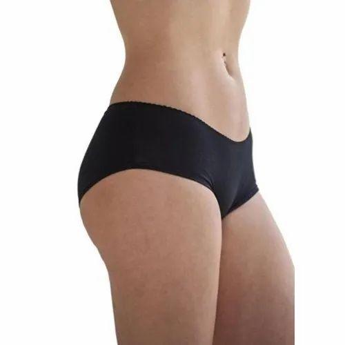 Ladies Plain Black Panty 4ed44c3fe