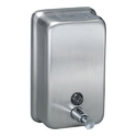 Manual SS Soap Dispenser