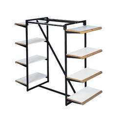 Hanging and Shelving Rack