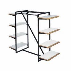 Hanging and Shelving Rack