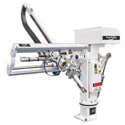 Sprue Picker Robot Injection Molding Machine