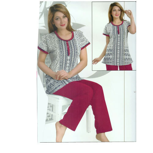 dda9656a2b Fancy Ladies Night Suit at Rs 650  piece