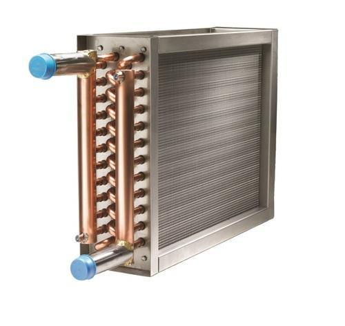 Ss Industrial Chilled Water Coils, Surface Finish