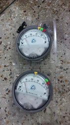 Aerosense Model ASG-80 Differential Pressure Gauge Range 0-80 Inch WC