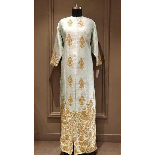 bfbd62e1ba3 Ladies Straight Party Wear Gowns