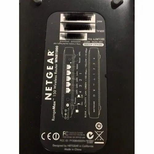 N150 Netgear Wireless Router