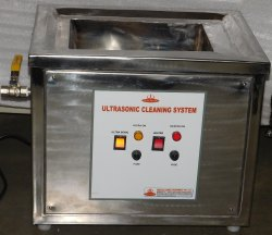 Jewellery Ultrasonic Cleaning System