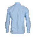 Male Full Sleeve Collar Plain Shirt